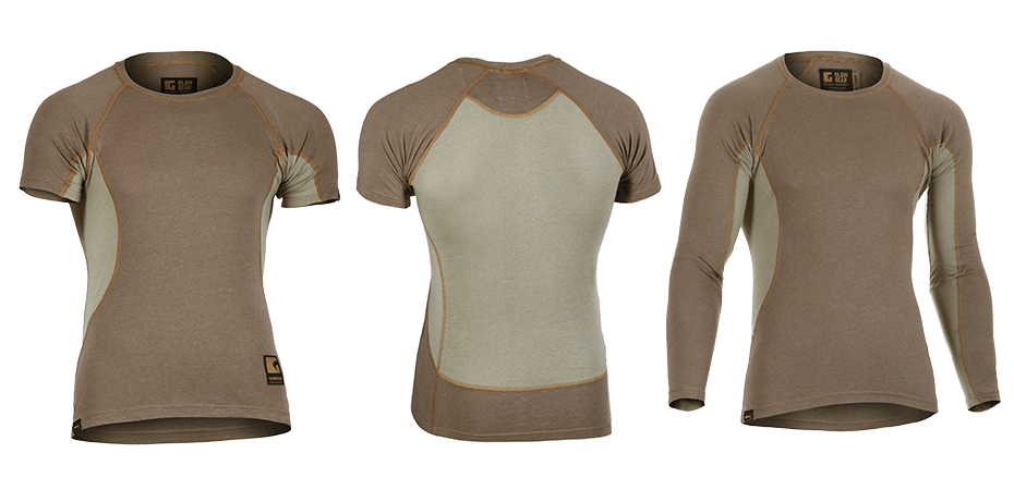 Cordura Baselayer Samples